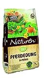 Naturen Bio Pferdedung - Anwendungsfertiger natürlicher Bodenverbesserer und Dünger - 7 kg für bis zu 70 m²