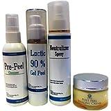 cosmoderm® Lactic Acid Peel Home Use Full Kit