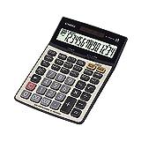 #5: Casio DJ-240D Plus Desktop Calculator (Silver and Black)