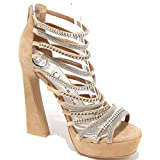 Jeffrey Campbell 69954 Sandalo Shakira Scarpa Donna Shoes Women