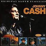 Johnny Cash: Original Album Classics (Audio CD)