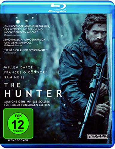 The Hunter [Blu-ray] (Tiger-medaille)