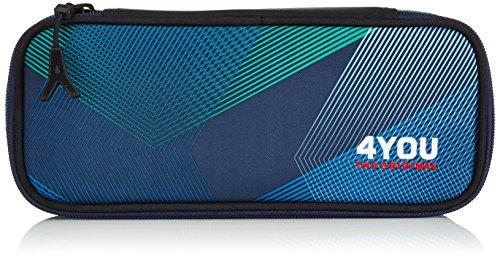 4YOU Zusatztasche Igrec Hardcase Blau (Blue Graphics) 12390011200
