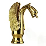 AFFLATUS Waschtisch Messing Gold Schwan Wasserhahn