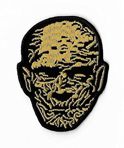 Die Mumie Patch Bestickt Eisen/Nähen auf Badge DIY Aufnäher Boris Karloff Horror Film Souvenir Kostüm Universal Monster Imhotep (Die Film Mumie Halloween-kostüm)