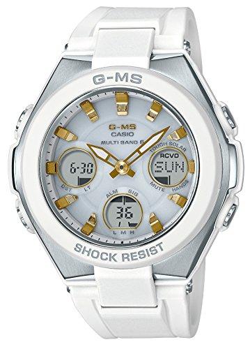 CASIO watch BABY-G Bebiji Jimizu Solar radio MSG-W100-7A2JF Ladies(Japan Domestic genuine products)