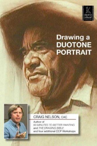 Preisvergleich Produktbild Drawing a Duotone Portrait with Craig Nelson
