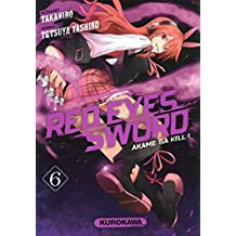 Red eyes sword - Akame ga Kill ! Vol.6