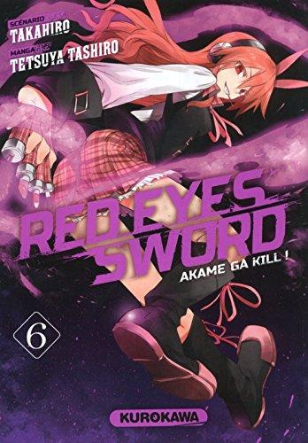 Red eyes sword - Akame ga Kill ! Vol.6