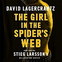 The Girl in the Spider's Web: Continuing Stieg Larsson's Millennium Series