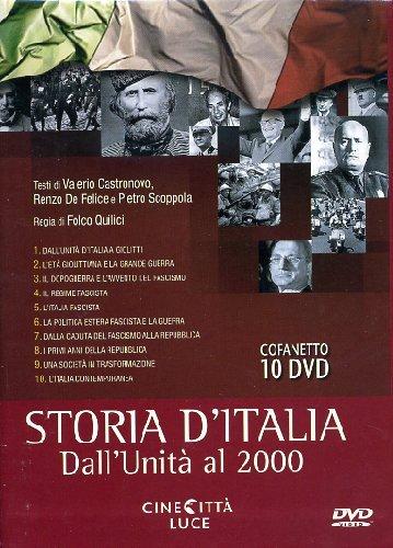 Box Storia DItalia DallUnità Al 2000