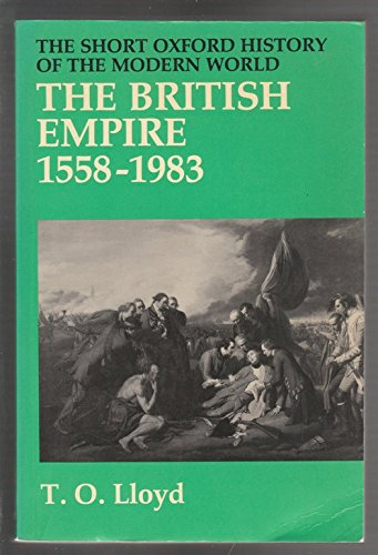 British Empire, 1558-1983 (Short Oxford History of the Modern World)