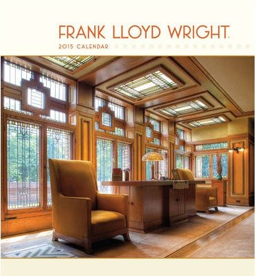 [(Frank Lloyd Wright 2015 Wall Calendar)] [ Pomegranate Communications Inc,US ] [July, 2014]