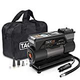 TACKLIFE ACP1C Compresor Aire Coche, Inflador Digital 150PSI, Compresor de...