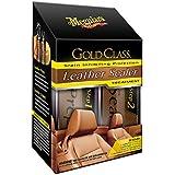 Meguiar`s ME G3800 Leather Sealer System Prep/Sealer/ Pad/ Linge, 177 ml