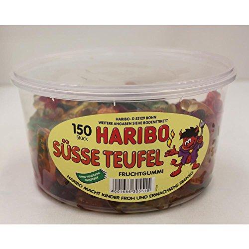 Haribo Süße Teufel (150 Stck. Runddose)