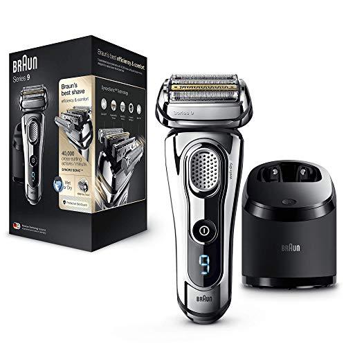 Braun Series 9 9296 Clean&Charge - Afeitadora Eléctrica