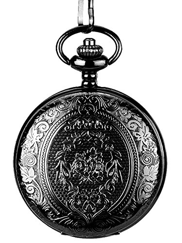 Mudder Mudder-Quartz Pocket Watch-01