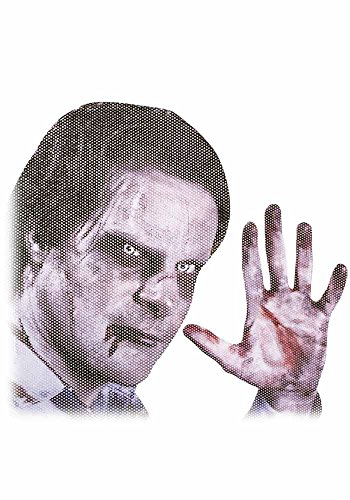 Mr.Giggelz Fenstersticker für Dein Auto - Zombie