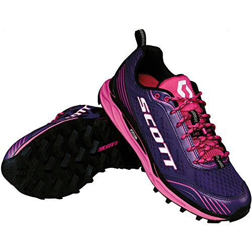 Scott Mujer Trail Zapatillas W 'S Kina Balu supertrac Purple/Pink morado y rosa Talla:6,5 USA