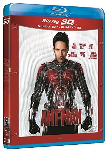 Ant-Man (BD 2D + BD 3D) [Blu-ray] 51C5sC 2BLtDL