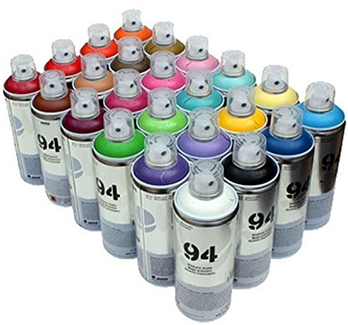 mtn-94-spray-paint-24-x-400-ml-aerosol-spray-farbe-dosen-matt-finish-synthetik