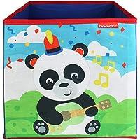 Preisvergleich für TW24 Aufbewahrungsbox - Regalboxen - Spielzeugkiste - Spielzeugtruhe - Faltbox - Fisher-Price mit Motivwahl (Panda)