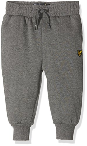 lyle-scott-baby-boys-0-24m-classic-jogger-trousers-grey-grey-marl-2-years-manufacturer-size