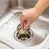 ARVIN87LYLY 78Mmstainless acciaio cucina filtro per lavello rifiuti Plug tappo per uso in cucina e bagno