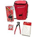 Rothenberger Hot Sac–Kit de démarrage avec Chalumeaux Superfire 2/, SPK Pince, Coupe tube et tapis de chaleur