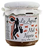 Miele di nespola crudo dalla Spagna. Apicoltore artigianale (2 x 500 g) SELEZIONE SPECIALE