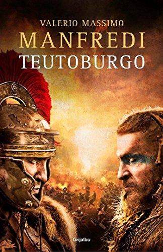 Teutoburgo / Teutoburg Forest (Novela histórica)