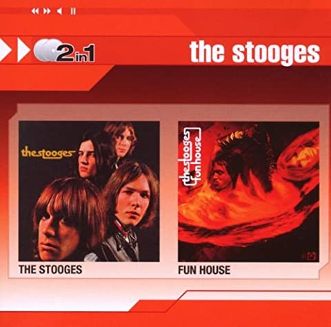 The Stooges Fun House - coffret 2 CD : The Stooges &