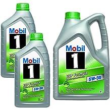2x 1l + 5l = 7litros móvil 1TM ESP Formula 5W de 30del Motor de aceite motores de aceite; Especificaciones/freigaben: Acea C2, C3; API SM/SN; jaso DL de 1; BMW Longlife 04; MB compartido de 229.31/229.51; VW 50400/50700; P
