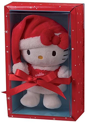 Jemini nbsp;-022688-Hello Kitty Plüschtier Weihnachten +/-19cm