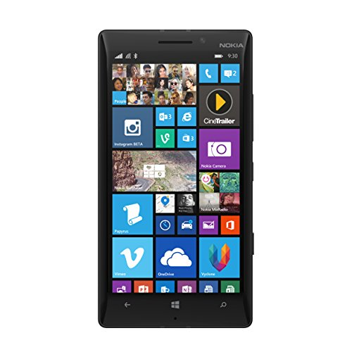 Nokia Lumia 930 Smartphone, 32 GB, Nero [Italia]