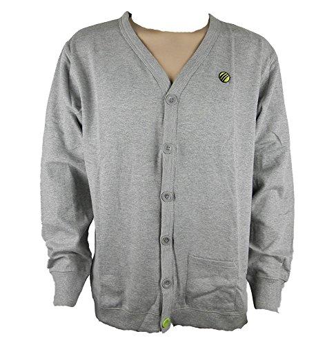 Adidas Neo Herren Blazer Cardigan Jacke Grau Neu Gr.2XL