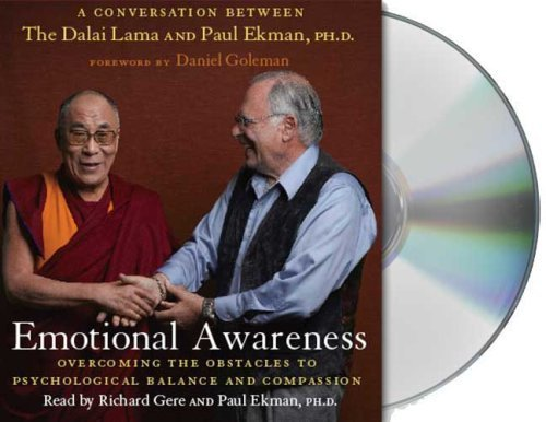 Emotional Awareness: Overcoming the Obstacles to Psychological Balance and Compassion by Dalai Lama (2008-12-09)