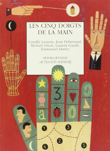 Les cinq doigts de la main par Camille Laurens