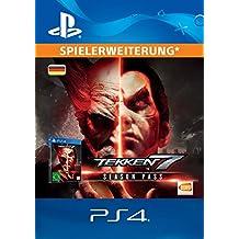 Tekken 7 Season Pass Edition DLC [PS4 Download Code - deutsches Konto]