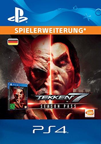 Tekken 7 Season Pass Edition DLC [PS4 Download Code - deutsches (Kostüme Machen Zug)
