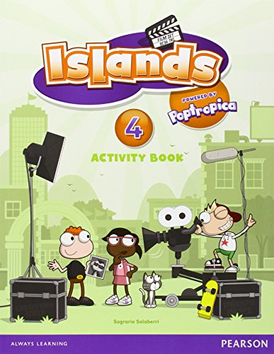 Islands Level 4 Activity Book Powered by Poptropica