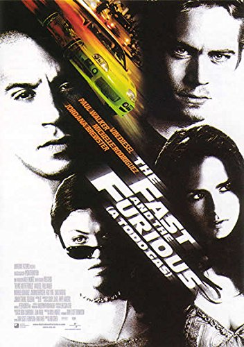 A todo gas (The fast and the furious) [Blu-ray] 51C6 2BdPhaNL