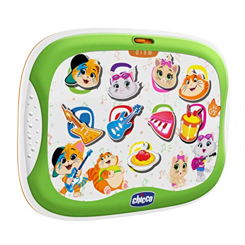 tablet chicco Chicco - Gioco Tablet Musicale 44 Gatti