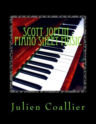 Preisvergleich Produktbild Scott Joplin: Piano Sheet Music: Saloon Ragtime