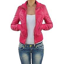Suchergebnis auf für: lederjacke Pink Damen