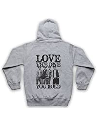 Inspired by Mumford & Sons Lover Of The Light Unofficial Kids Zip Hoodie