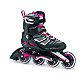 Rollerblade 07734300_9V1, Pattino in Linea Donna, Nero, 255 cm