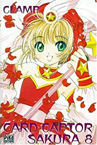 Card Captor Sakura Edition simple Tome 8