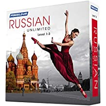 Pimsleur Russian Unlimited Levels 1-3 (Pimsleur Unlimited)
